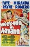 Week-End in Havana 1941