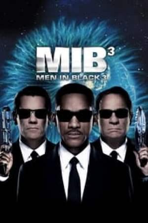 Portada Men in Black 3