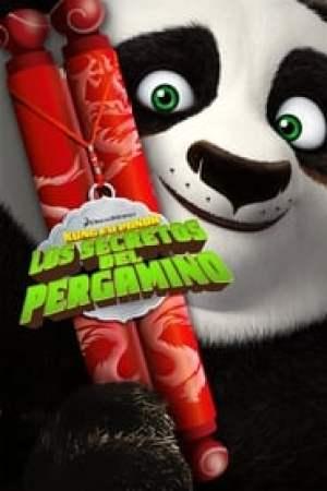 Portada Kung Fu Panda: Los secretos del pergamino