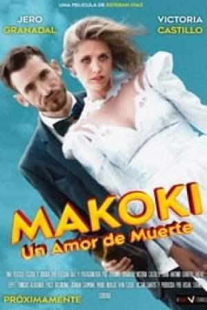 Portada Makoki Un Amor de Muerte