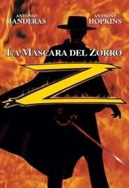 La máscara del Zorro Portada