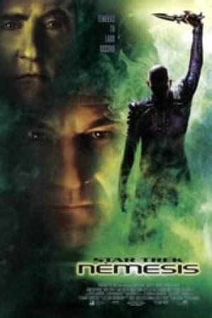 Portada Star Trek X: Némesis