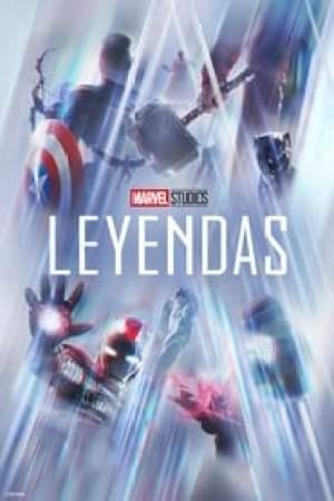 Portada Leyendas de Marvel Studios