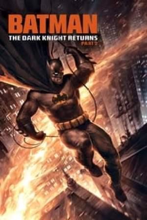 Portada Batman: El regreso del Caballero Oscuro, Parte 2