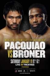 Pacquiao vs. Broner 2019