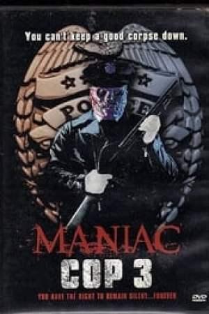 Portada Maniac Cop 3
