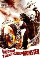Ghidorah, the Three-Headed Monster 1964