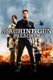 poster Machine Gun Preacher