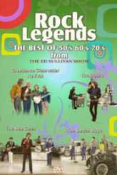 Rock Legends (The Best Of 50's 60's 70's From The Ed Sullivan's Show) VOL. 2