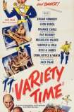 Variety Time 1948