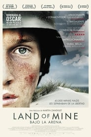 Ver Land of Mine (Bajo la arena) (2015) Online Gratis