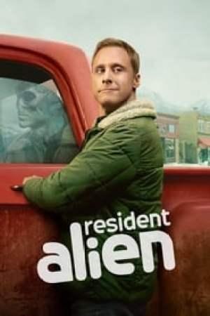 Portada Resident Alien