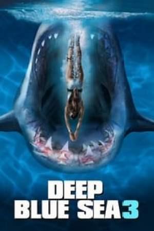 Portada Deep Blue Sea 3