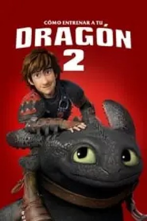 Portada Cómo entrenar a tu dragón 2