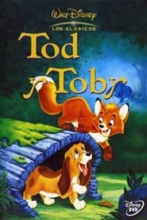 Portada Tod y Toby
