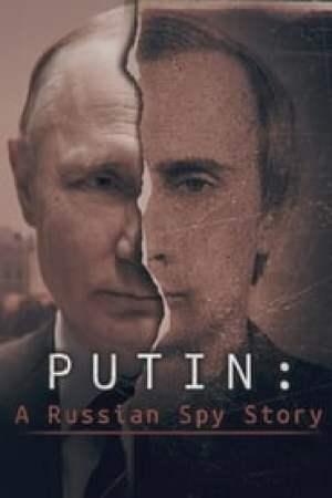 Portada Putin: de espía a presidente