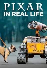 Pixar en la vida real Portada