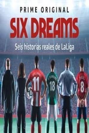 Portada Six Dreams