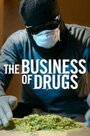 Portada El negocio de los estupefacientes