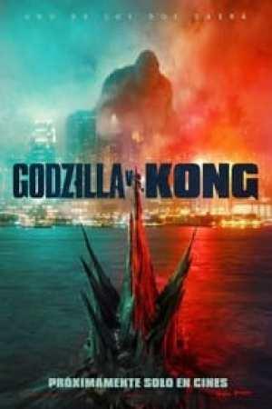 Portada Godzilla vs Kong