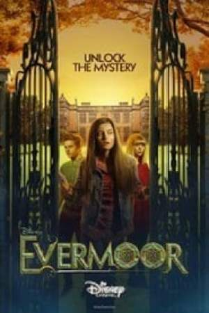 Portada Evermoor