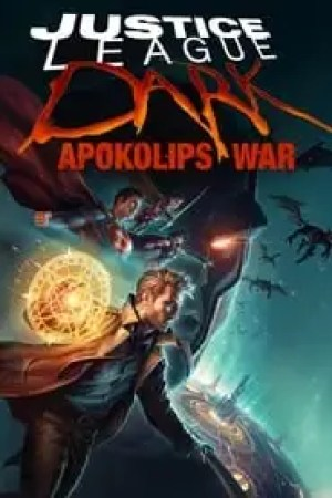 Portada Justice League Dark: Apokolips War