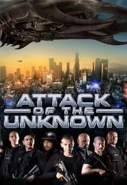 Attack of the Unknown Portada