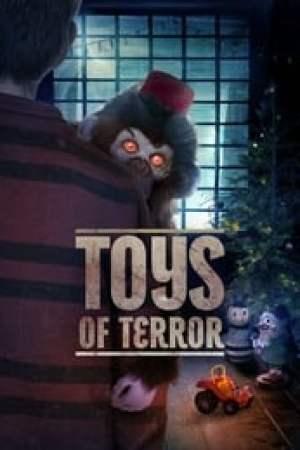 Portada Toys of Terror