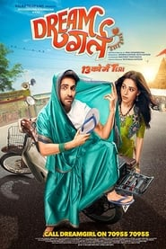 Dream Girl 2019 Hindi Movie WebRip 300mb 480p 1GB 720p 2GB 1080p