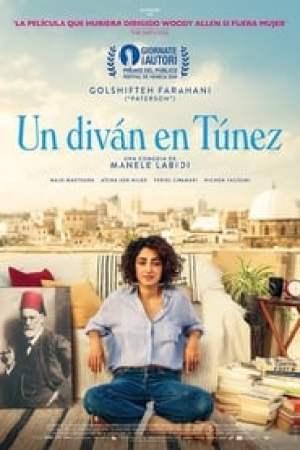 Portada Un diván en Túnez