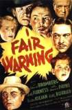 Fair Warning 1937