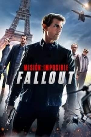 Portada Misión imposible: Fallout