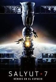 Salyut-7: Héroes en el espacio Portada
