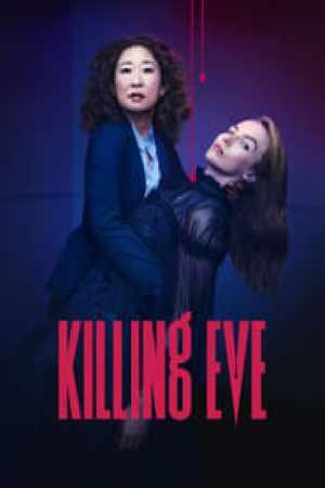 Portada Killing Eve