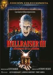 Ver Hellraiser III: Infierno en la tierra Gratis