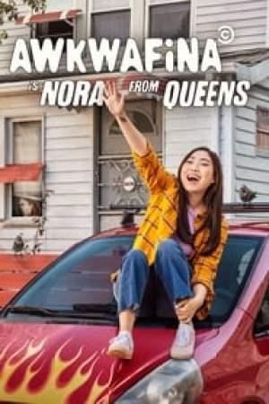 Portada Awkwafina es Nora de Queens