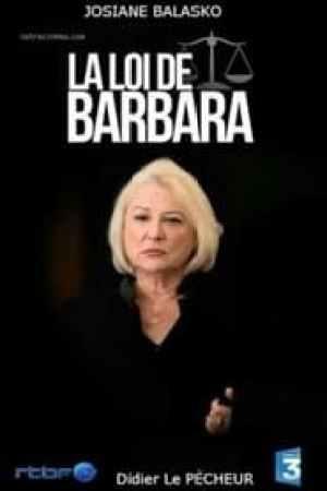 Portada La ley de Barbara