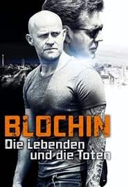Blochin: The Living and the Dead Portada