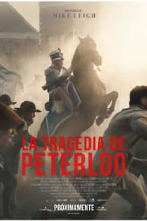 Portada La tragedia de Peterloo