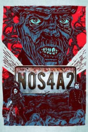 Portada NOS4A2 (Nosferatu)