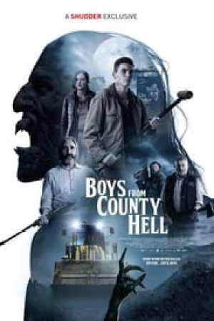 Portada Boys from County Hell
