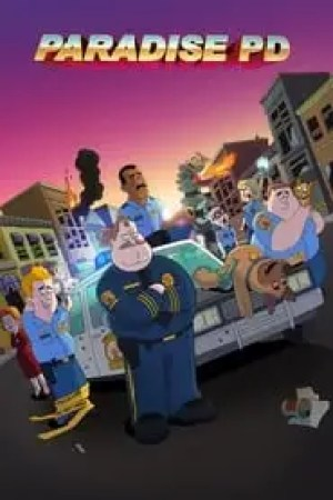 Portada Paradise Police