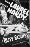 Busy Bodies 1933