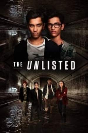 Portada The Unlisted