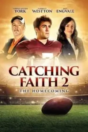 Portada Catching Faith 2: The Homecoming