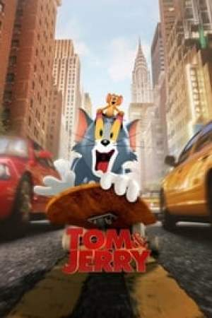 Portada Tom y Jerry