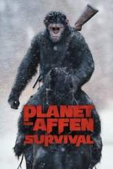 Planet der Affen - Survival 2017