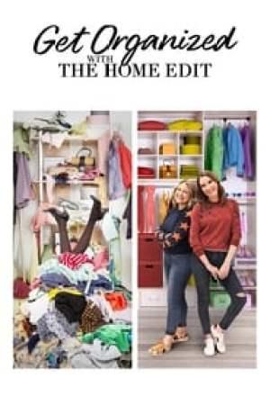 Portada Organízate con el método The Home Edit