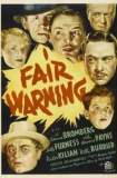 Fair Warning 1937