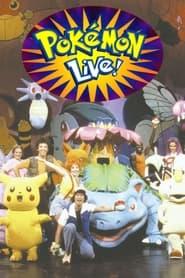 poster Pokémon Live!